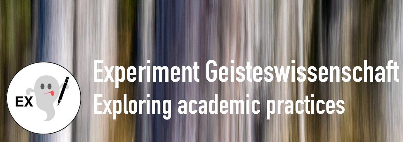 Experiment Geisteswissenschaft